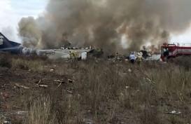 Pesawat Berpenumpang 97 Orang Jatuh di Meksiko, Tak Ada Korban Jiwa