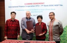 OCBC NISP Terbitkan Obligasi Hijau Bank Pertama di Indonesia