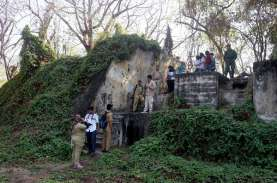 Observasi Benteng Kedung Cowek Gandeng Pemerhati Sejarah