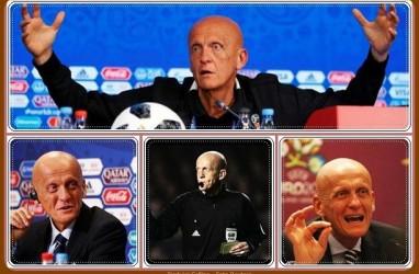Collina Mundur Sebagai Bos Wasit UEFA