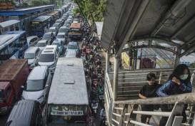 Macet, Jusuf Kalla Sebut Pembangunan Infrastruktur di Jakarta Lambat