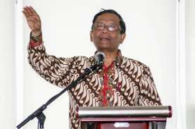 Mahfud MD Dianggap Paling Layak Dampingi Jokowi