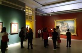 PAMERAN SENI KOLEKSI ISTANA RI: Dibuka Oleh Puan Maharani Galeri Nasional Indonesia