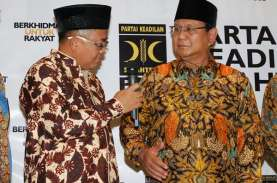 Cawapres Jokowi dan Prabowo Kecewakan Partai Koalisi,…