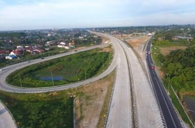 Ini Progres Ruas Akhir Tol Medan-Kualanamu-Tebing Tinggi