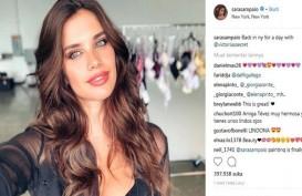 Sakit Mental, Model Victoria's Secret Sara Sampaio Cabuti Bulu Mata dan Alisnya