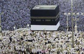 393 Jemaah Calon Haji dari Pidie, Aceh, Tiba di Tanah Suci