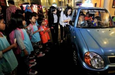 KEBIJAKAN GANJIL GENAP ASIAN GAMES 2018 : Musim Panen Pengemudi Taksi