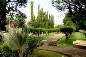 4 Kebun Raya di 4 Kota Penambah Ruang Terbuka Hijau
