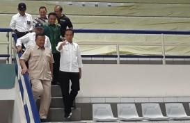 Presiden Jokowi Dijadwalkan Meresmikan Arena Asian Games XVIII Besok Sore