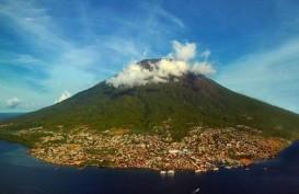 Wisata Ron Gunung Gamalama Jadi Favorit Wisatawan