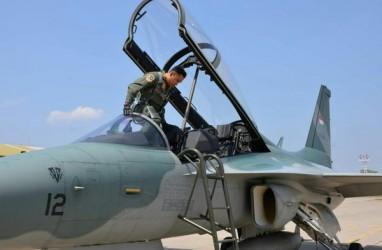 Satu Lagi Pilot Tempur Lanud Iswahjudi Raih 1.000 Jam Terbang