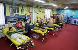 Wujud Kepedulian Sosial, Indosat M2 Gelar Donor Darah untuk PMI