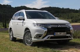 GIIAS 2018 : Mitsubishi Andalkan Plug In Hybrid Electric Vehicle