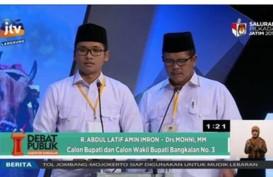 KPU Bangkalan Tetapkan Abd Latif Amin Imron-Mohni Bupati Terpilih