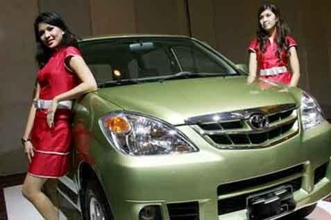 Toyota Avanza. . - Bisnis.com