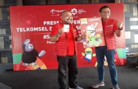 Asian Games 2018: Telkomsel Tambah Kapasitas Jaringan 150% di Palembang