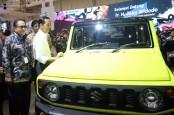 GIIAS 2018 : Simak, Materi Studi Tentang Suzuki All-new Jimny