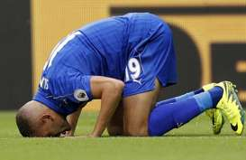 Fenerbahce Dapatkan Islam Slimani dari Leicester