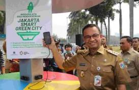 Pemprov DKI dan Swasta Sediakan Stasiun Pengisian Listrik Tenaga Surya