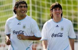 Carlos Tevez & Lionel Messi Reuni di Trofi Joan Gamper