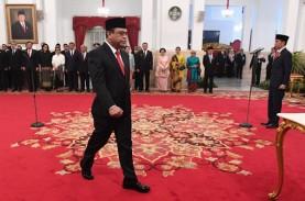 Jadi Menteri PAN-RB, Syafruddin Tegaskan Dirinya Bukan…