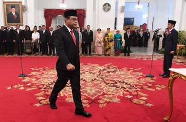 Jadi Menteri PAN-RB, Syafruddin Tegaskan Dirinya Bukan Titipan Wapres Jusuf Kalla