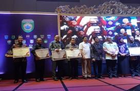 PT Pusri Sabet Penghargaan Konsisten Kelola CSR