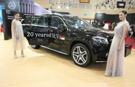 GIIAS 2018 : Mercedes-Benz Raih SPK Sedikit Lebih Rendah