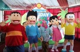 Nobita dan Doraemon Akan Meriahkan Jateng Fair 2018
