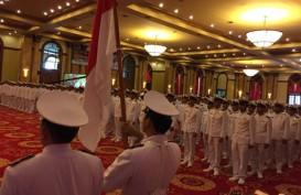Kemenhub Wisuda 350 Perwira Diklat BP3IP Jakarta