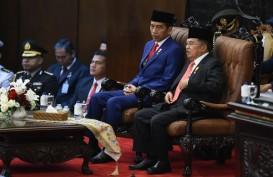 SIDANG BERSAMA DPR-DPD: Jokowi Paparkan Capaian Pembangunan Infrastruktur