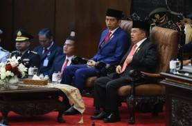 Ini Pidato Kenegaraan Presiden Jokowi di Hadapan DPR…