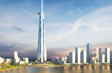 Inilah 5 Gedung Tertinggi di Dunia