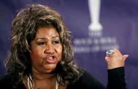 Aretha Franklin Pelantun Respect telah Tiada, Terserang Kanker Pankreas
