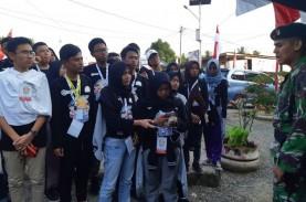 Rayakan HUT Ke-73 RI, Siswa Mengenal Nusantara Kunjungi…