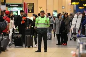 Ada Ancaman Bom, 4 Pesawat Mendarat Darurat di Chile…