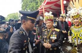 HUT Ke-73 RI: Korps Bhayangkara Lantik Wakapolri Baru