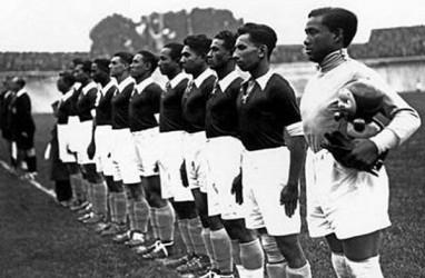 Nawir Sudah Merdeka di Piala Dunia 1938