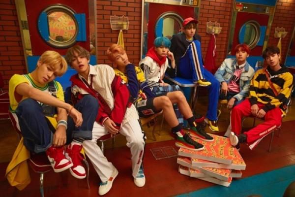 Grup Bangtan Sonyeondan (BTS) - Antara