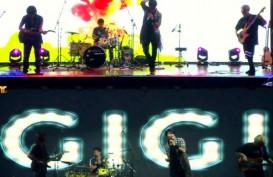 Gigi Tampil Impresif di Prambanan Jazz 2018