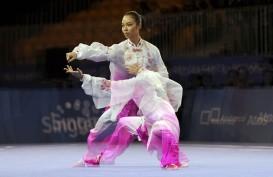 Asian Games 2018: Atlet Wushu Lindswell Kwok Persembahkan Medali Emas bagi Indonesia