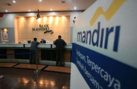 Bank Mandiri Targetkan Kredit Infrastruktur Tumbuh Rp20 Triliun