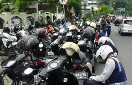 Motor Parkir Liar di Surabaya Bisa Didenda Rp250.000