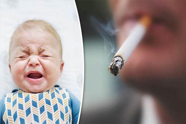 Perokok pasif bisa mempengaruhi anak-anak menjadi perokok aktif. - Istimewa