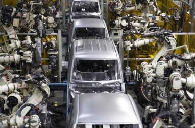 Produksi Otomotif Meningkat, Industri Kecil Komponen Belum Menikmati