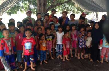 Wisatawan Austria Pemenang Hadiah Tiket Pesawat Bantu Korban Gempa Lombok