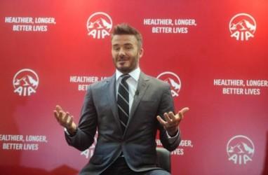David Beckham Penerima Penghargaan Presiden UEFA Tahun Ini