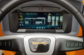 IAA Commercial Vehicles : Continental Hadirkan Era Digital ke Kokpit Bus