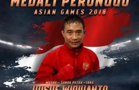 Asian Games: Atlet Wushu Yusuf Widiyanto Menambah Satu Perunggu dari Wushu